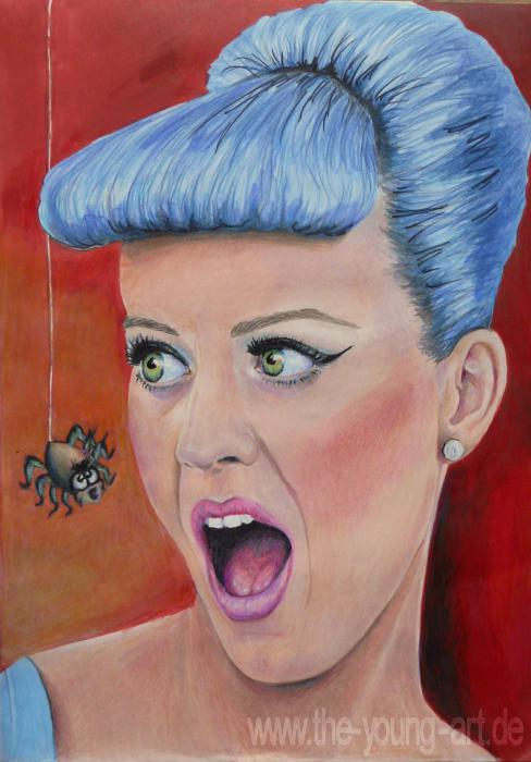 Katy Perry par Mobee219